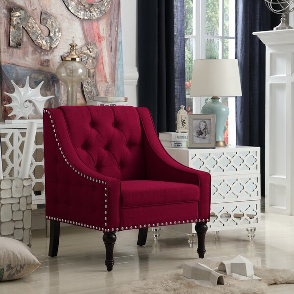Holton Wingback Chair by Alcott Hill Alcott Hill®