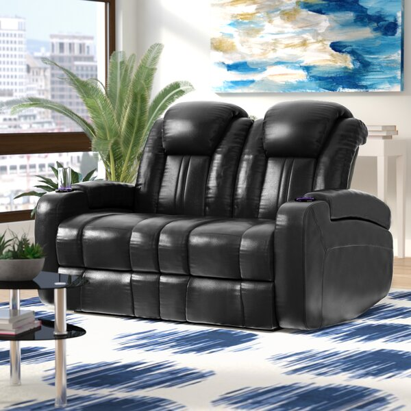 Bettina Reclining Loveseat By Orren Ellis 2019 Coupon