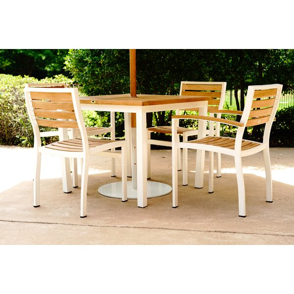 Catalina 5 Piece Teak Dining Set by Hives and Honey