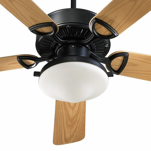 52 Estate 5-Blade Patio Ceiling Fan by Quorum