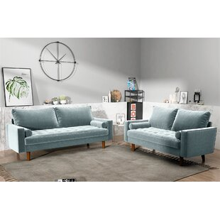 Marta Two-Piece Living Room Set by Container