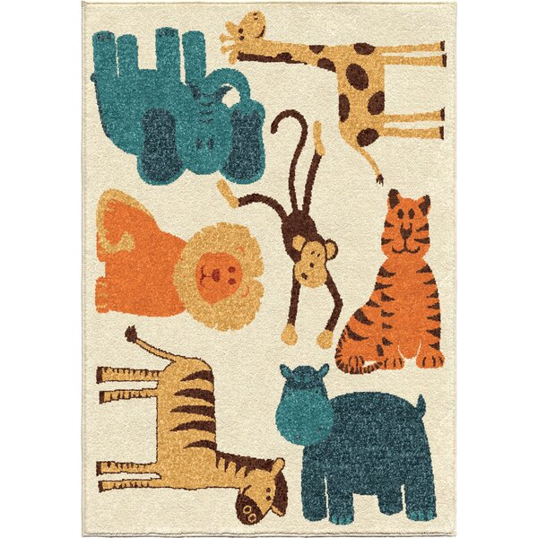 Kids' Animal Rugs You'll Love