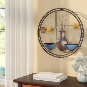 Vase And Bowl Wall Décor Part 97