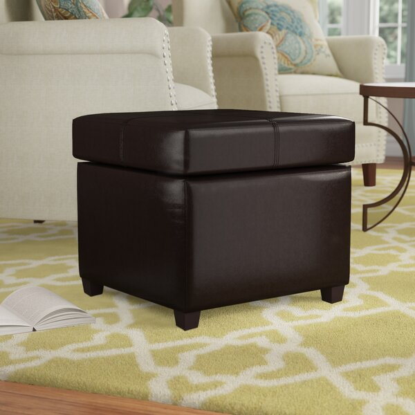 Leitch Storage Ottoman by Darby Home Co