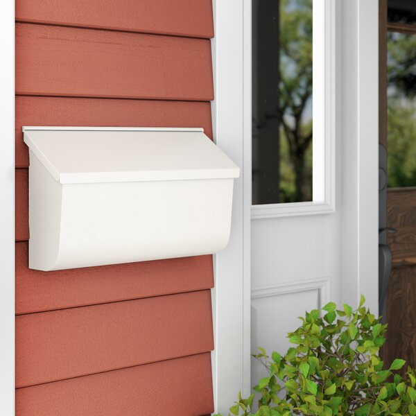 Sigrid Wall Mounted Mailbox by Winston Porter