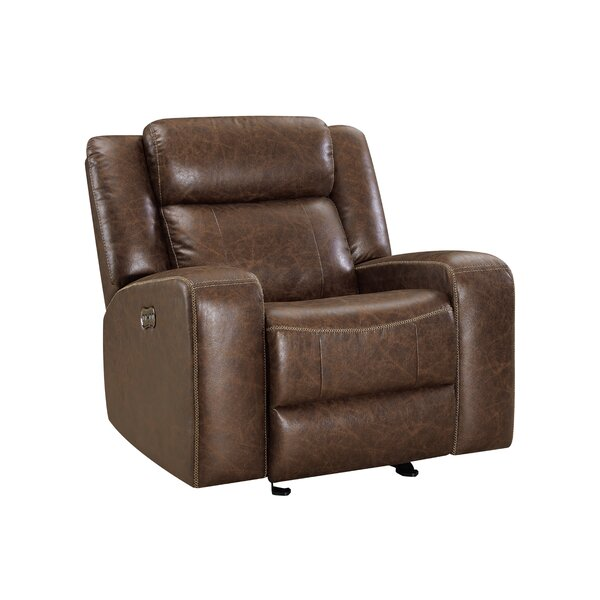 Miran Power Recliner with Adjustable Headrest W000713331