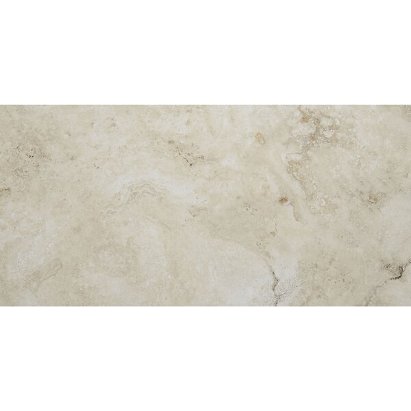Costa Mesa 12 x 24 Porcelain Field Tile in Terrace Beige by Itona Tile