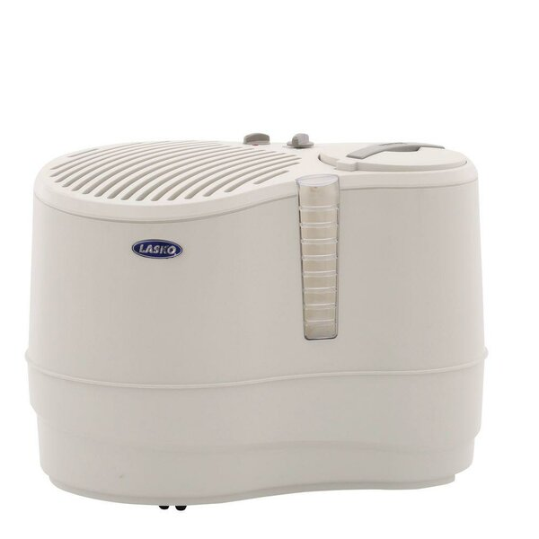 9 Gal. Evaporative Console Humidifier by Lasko