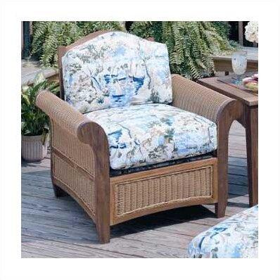 7100 Saranac Lake Chair by South Sea Rattan