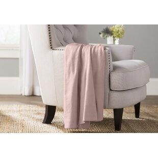 Bon Pink Throw Blankets U0026 Throws Youu0027ll Love | Wayfair