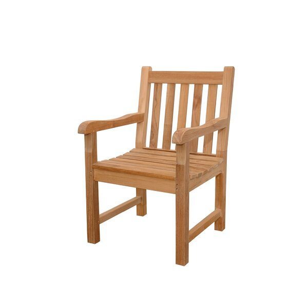 Classics Teak Patio Dining Chair by Anderson Teak