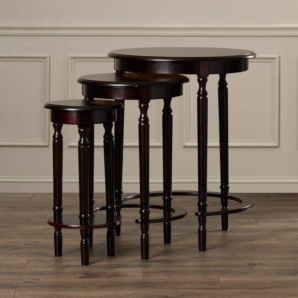 Wythinghall 3 Piece Nesting Tables By Alcott Hill