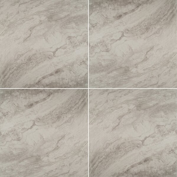 36 x 36 Porcelain Field Tile in Antico by MSI