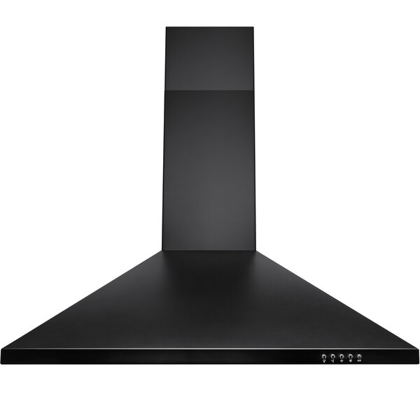 36 312 CFM Convertible Wall Mount Range Hood by AK