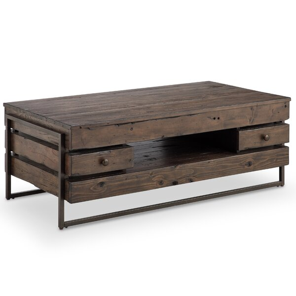 Drishya Coffee Table by 17 Stories 17 Stories