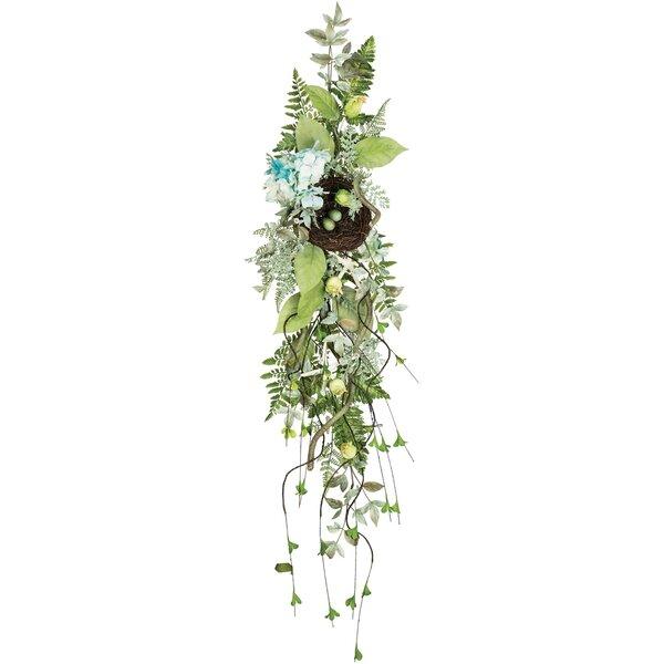 Hydrangea Fern Swag by Ophelia & Co.