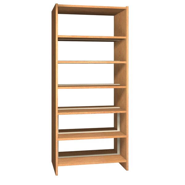 Glacier Double Face Standard Bookcase by Ironwood