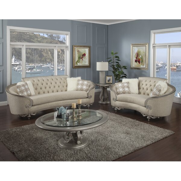 Oak Hill Configurable Living Room Set by Astoria Grand Astoria Grand