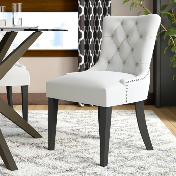 Carlton Upholstered Dining Chair by Corrigan Studio