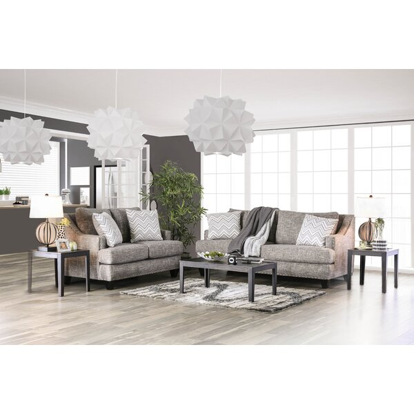 Santa Clarita Configurable Living Room Set by Brayden Studio