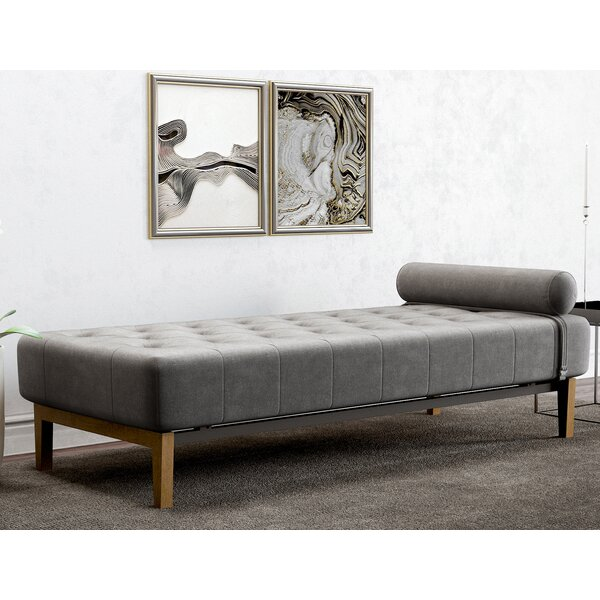 Dunkerton Chaise Lounge by Mercury Row