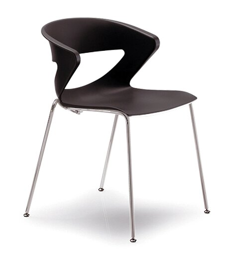 Kreature 4 Leg Guest Chair by Gordon International