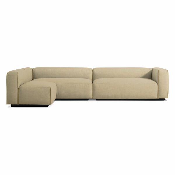 Cleon Medium+ Sectional Sofa by Blu Dot