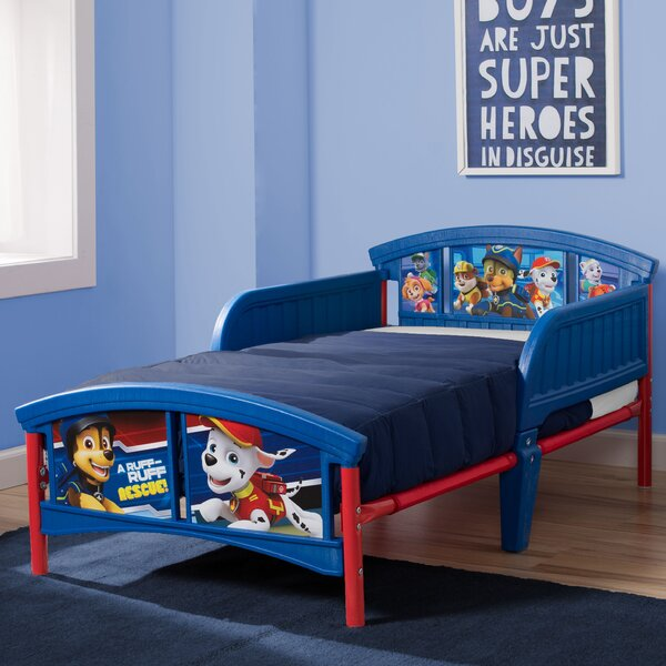 Nick Jr. PAW Toddler Bed by Delta Children