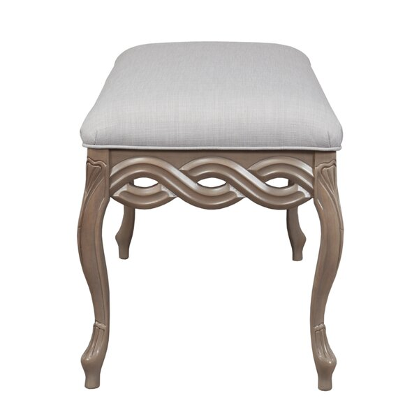 Prato Upholstered Bench by Duralee Furniture