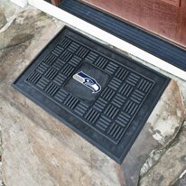 NFL - Seattle Seahawks Medallion Doormat by FANMATS