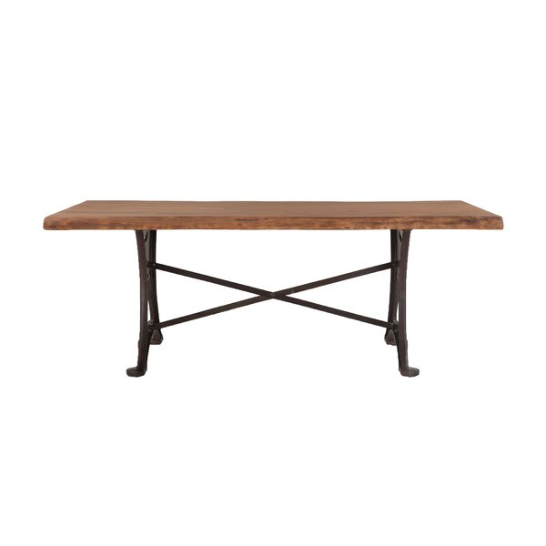 Cipriano Dining Table by Gracie Oaks