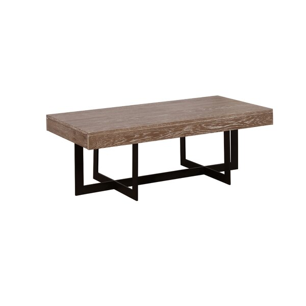 Bosco Coffee Table by 17 Stories