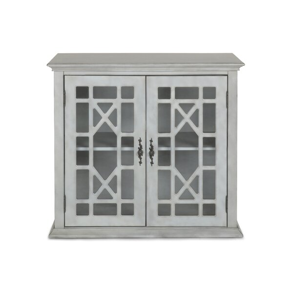 Brisco 2 Door Accent Cabinet by Charlton Home Charlton Home