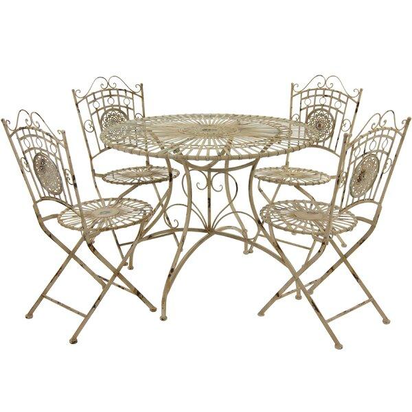 5 Piece Dining Set by Oriental Furniture