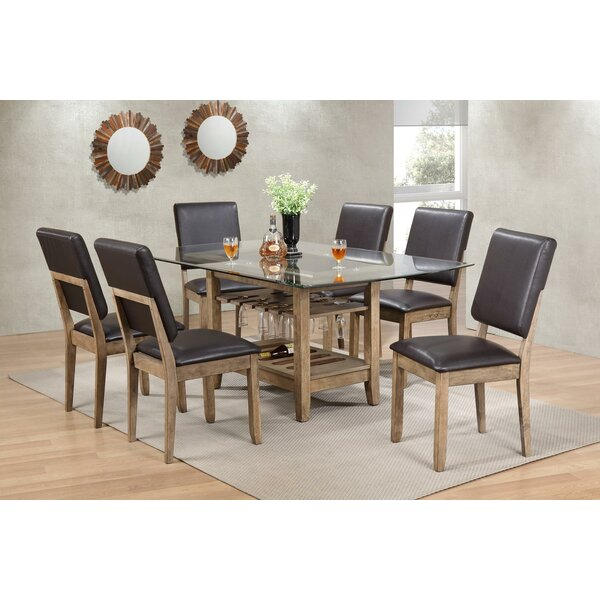 Deonte Dining Table by Millwood Pines