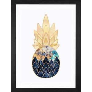 'Precious Pineapple I' Photographic Print by Mercury Row