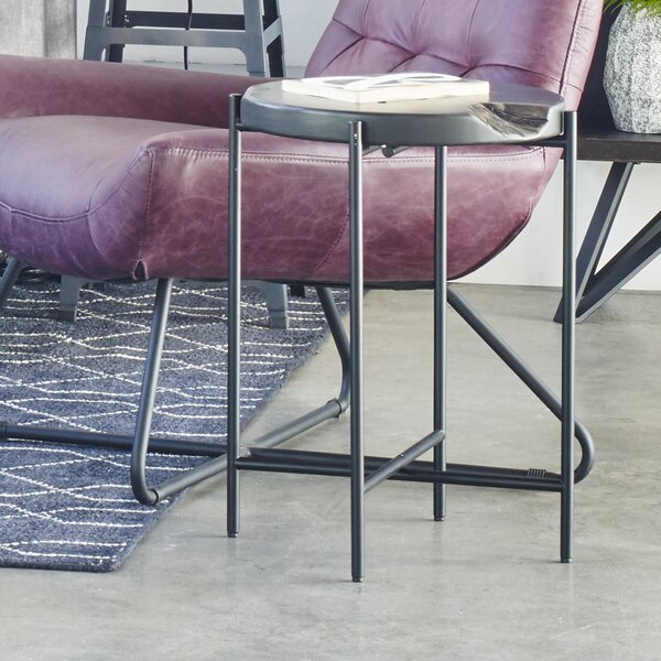 Campana End Table by Orren Ellis Orren Ellis