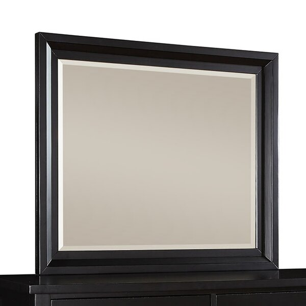 Blackwell Rectangular Dresser Mirror by Alcott Hill