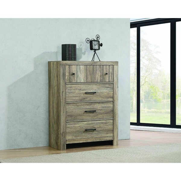 Chipps 4 Drawer Chest by Foundry Select