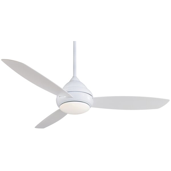 58 Concept I Wet 3 Blade LED Ceiling Fan by Minka Aire