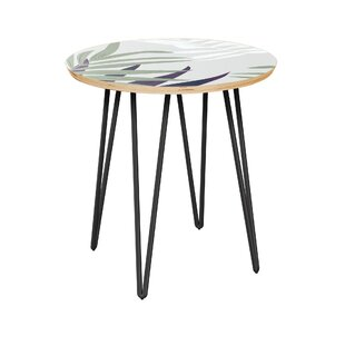 Irvona End Table By Brayden Studio