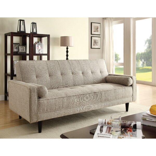 Manases Sleeper Sofa by Wrought Studio