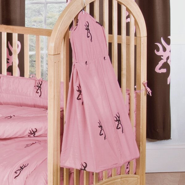 Buckmark Crib Diaper Stacker by Browning