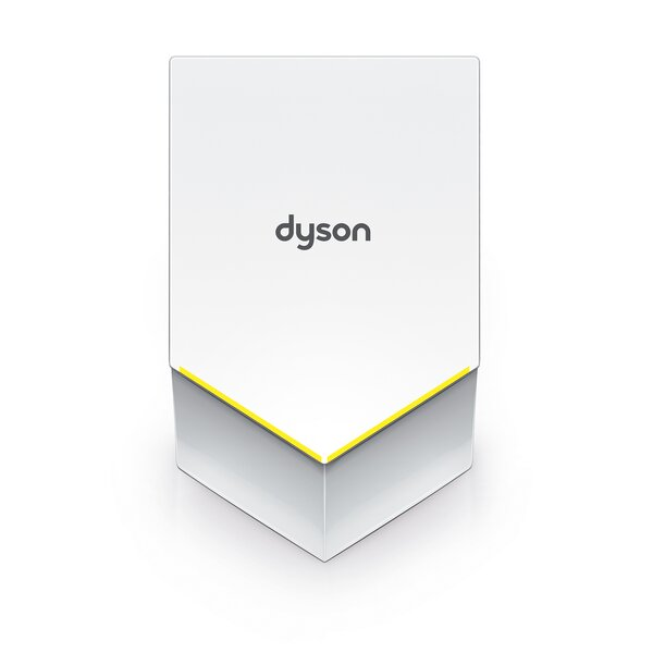 V 240 Volt Hand Dryer in White by Dyson
