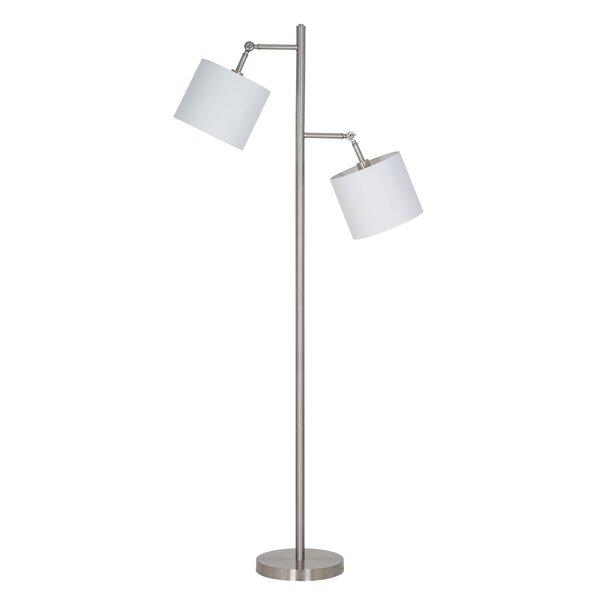 Seidman 72 Tree Floor Lamp by Orren Ellis