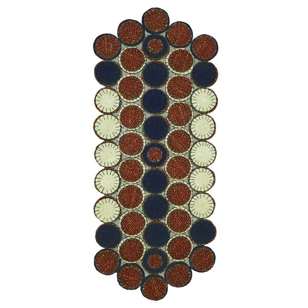 Penny Patriot Table Mat by Homespice Decor