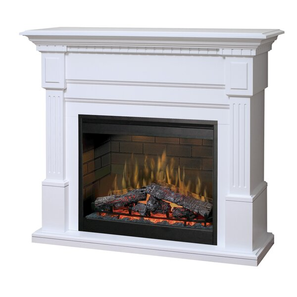 Juri Electric Fireplace by Darby Home Co