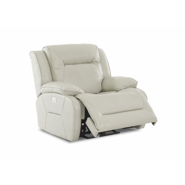 Rutan Power Recliner by Charlton Home