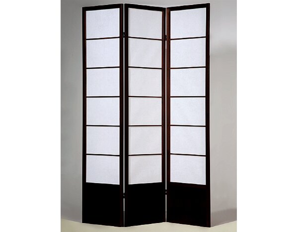 3 Panel Room Divider by Wildon Home ®