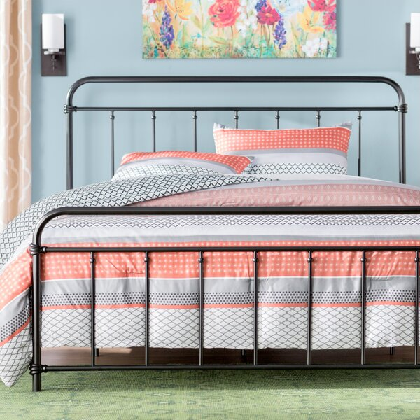 Matheney Panel Bed by Andover Mills